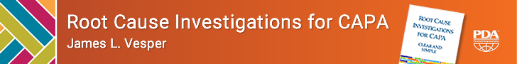 Root Cause Investigations for CAPA: Clear and Simple