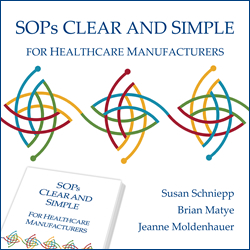 SOPs Clear and Simple: For Healthcare Manufacturers