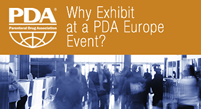 Why Exhibit at a PDA Europe Event