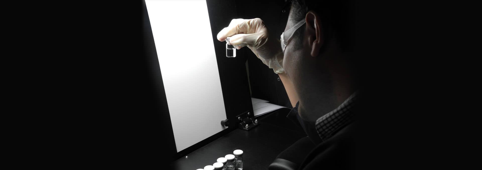 Visual Inspection Training at PDA
