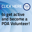 Become a PDA Volunteer