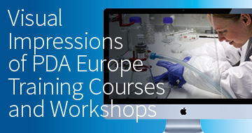PDA Europe Training Courses