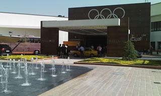 Hotel Olympic Tehran